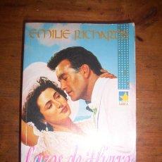 Libros de segunda mano: RICHARDS, EMILIE. LAZOS DE HIERRO. Lote 44236339