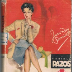 Libros de segunda mano: FABIOLA PAZOS 1943 EDICIONES BETIS JUAN RIOS SARMIENTO BIBLIOTECA ROCÍO SERIE TREBOL. Lote 45001803