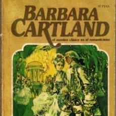 Livros em segunda mão: EN BUSCA DE SU DESTINO POR BARBARA CARTLAND. Lote 128677719