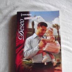 Libros de segunda mano: NOVELA ROMANTICA - HARLEQUIN DESEO - PROHIBIDO ENAMORARSE POR MICHELLE CELMER. Lote 46109017