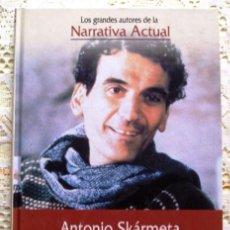Libros de segunda mano: LIBRO SKARMETA EL CARTERO DE NERUDA. Lote 46212874