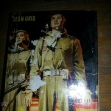 Libros de segunda mano: EXODO, LEON URIS. Lote 46786113