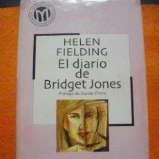 Libros de segunda mano: EL DIARIO DE BRIDGET JONES, HELEN FIELDING. BIBLIOTECA EL MUNDO Nº 4.. Lote 47381184