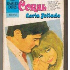 Libros de segunda mano: CORAL. Nº 718. REALIDADES. CORIN TELLADO. BRUGUERA. (C/A43). Lote 47836678