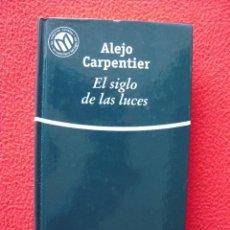 Libros de segunda mano: EL SIGLO DE LAS LUCES - ALEJO CARPENTIER. Lote 47858155
