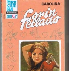 Libros de segunda mano: CORAL. Nº 894. CAROLINA. CORÍN TELLADO. BRUGUERA. (C/A43). Lote 47876239