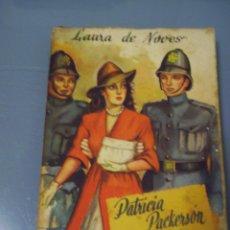 Libros de segunda mano: PATRICIA PACKERSON PIERDE EL TREN - LAURA DE NOVES. SERIE ''TREBOL''. ED. BETIS. Lote 48104327