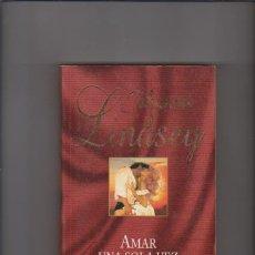 Libros de segunda mano: JOHANNA LINDSEY - AMAR UNS SOLA VEZ - EDITORIAL RBA 2010. Lote 48483403