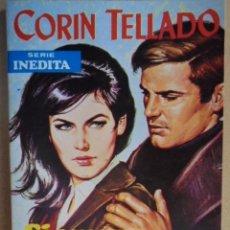 Libros de segunda mano: SIEMPRE ESTUVE A TU LADO - CORIN TELLADO / ROLLAN INEDITA Nº 259 - 1971 - 1ª EDICION - IMPECABLE !!!. Lote 48576968