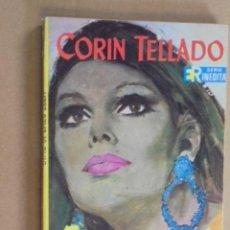 Libros de segunda mano: DIME SI ERES ELLA - CORIN TELLADO / INEDITA ROLLAN Nº 86 - 1ª EDICION - ¡¡ IMPECABLE !!. Lote 48577274