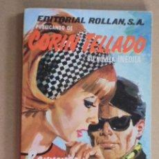 Libros de segunda mano: BARRERAS PARA EL AMOR / CORIN TELLADO - INEDITA ROLLAN 52 - 1966 - EXCELENTE ESTADO !!!. Lote 48577456