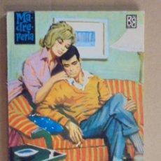 Libros de segunda mano: UNA PRUEBA DIFICIL - CORIN TELLADO - MADREPERLA 728 - BEUGUERA 1962 / 1ª EDICION - IMPECABLE. Lote 48579956