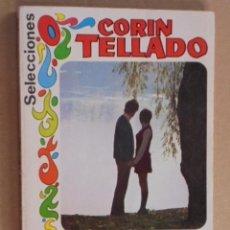 Libros de segunda mano: SU NOVIAZGO FUE ASI - CORIN TELLADO / SELECCIONES ROLLAN Nº 21 - AÑO 1972. Lote 48587103