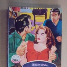 Libros de segunda mano: TIERRA INDOMITA - SERGIO DUVAL - MADREPERLA Nº 316 - 1954 / 1ª EDICION - MUY BUEN ESTADO. Lote 48602438