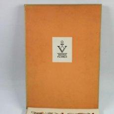 Libros de segunda mano: LA HISTORIA DE CLAMADES Y CLARMONDA, ED. 1944. NUMERADO 18. 25X34 CM. Lote 49004493