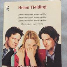 Libros de segunda mano: HELEN FIELDING. EL DIARIO DE BRIDGET JONES. Lote 49383741