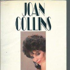 Libros de segunda mano: HORA PUNTA, JOAN COLLINS, NOVELA EDICIONES B BARCELONA 1988, RÚSTICA, 260 PÁGS, 15 POR 22CM. Lote 50088452