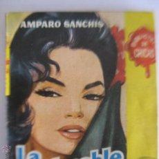 Livres d'occasion: BIBLIOTECA DE CHICAS: LA IMPLACABLE ENEMIGA: AMPARO SANCHIS. Lote 50504396