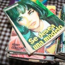 Libros de segunda mano: LOTE DE NOVELAS ROMÁNTICAS BIBLIOTECAS DE CHICAS PRECIO POR UNIDAD. Lote 70627782