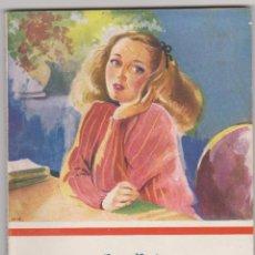 Libros de segunda mano: LA NOVELA ROSA Nº 88. LA TAQUÍGRAFA POR BERTA RUCK. EDITORIAL JUVENTUD.. Lote 50801499