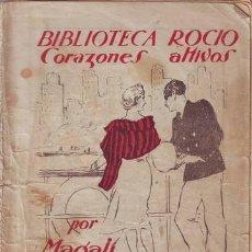 Libros de segunda mano: MAGALI: CORAZONES ALTIVOS. BIBLIOTECA ROCÍO XXII. Lote 181081843
