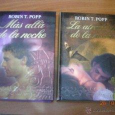 Libros de segunda mano: LOTE DE LIBROS DE NOVELA ROMANTICA EN TAPA DURA DE LA EDITORIAL RBA. Lote 51229770