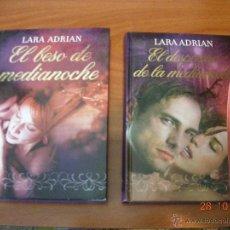 Libros de segunda mano: LOTE DE LIBROS DE NOVELA ROMANTICA EN TAPA DURA DE LA EDITORIAL RBA. Lote 51229865