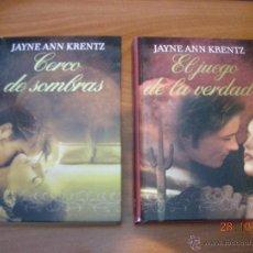 Libros de segunda mano: LOTE DE LIBROS DE NOVELA ROMANTICA EN TAPA DURA DE LA EDITORIAL RBA. Lote 51230257