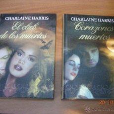 Libros de segunda mano: LOTE DE LIBROS DE NOVELA ROMANTICA EN TAPA DURA DE LA EDITORIAL RBA. Lote 51230303