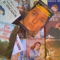 Libros de segunda mano: 46 VOLÚMENES DE RAFAEL PÉREZ Y PÉREZ. Lote 66302102