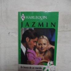 Libros de segunda mano: NOVELA ROMANTICA JAZMIN - EN BUSCA DE UN MARIDO POR CAROL GRACE . Lote 51615781