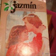 Libros de segunda mano: JAZMIN NUMERO 51: ESPOSA DE ADORNO. Lote 51677920