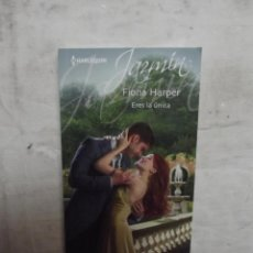 Libros de segunda mano: NOVELA ROMANTICA JAZMIN - ERES LA UNICA DE FIONA HARPER . Lote 51982105