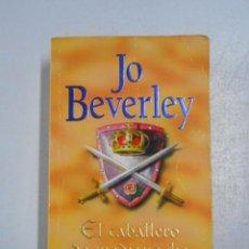Libros de segunda mano: EL CABALLERO DE MEDIANOCHE. JO BEVERLEY. TDK255. Lote 52031666