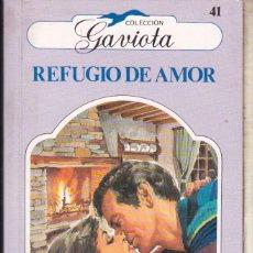 Libros de segunda mano: REFUGIO DE AMOR ··· INA SIMÓN ··· COLECCION GAVIOTA .. Lote 245169140
