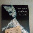 Libros de segunda mano: CINCUENTA SOMBRAS DE GREY (TRILOGIA CINCUENTA SOMBRAS 1). E.L.JAMES. Lote 52877871