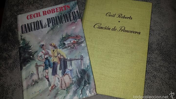 Resultado de imagen de cecil roberts 1949