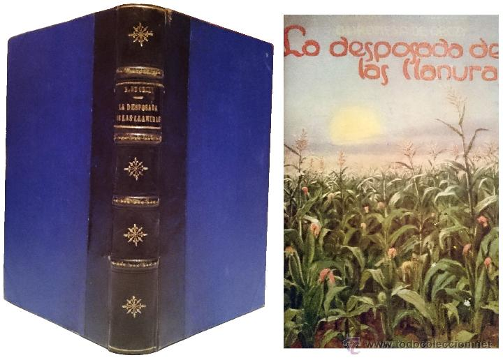 LA DESPOSADA DE LAS LLANURAS / BARONESA DE ORCZY (Libros de Segunda Mano (posteriores a 1936) - Literatura - Narrativa - Novela Romántica)