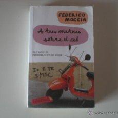Libros de segunda mano: A TRES METRES SOBRE EL CEL. Lote 53415693