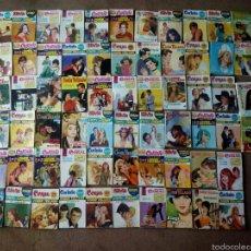 Libros de segunda mano: 64 NOVELAS DE CORÍN TELLADO.. Lote 53527557