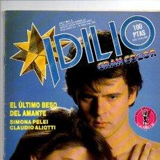 Libros de segunda mano: FOTONOVELA - IDILIO GRAN COLOR - Nº 9 - LANCIO EDITORIAL 1986. Lote 171289417