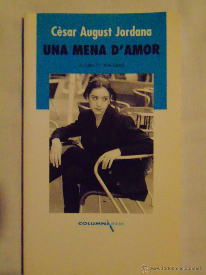 Una Mena D Amor Cesar August Jordana Sold Through Direct Sale