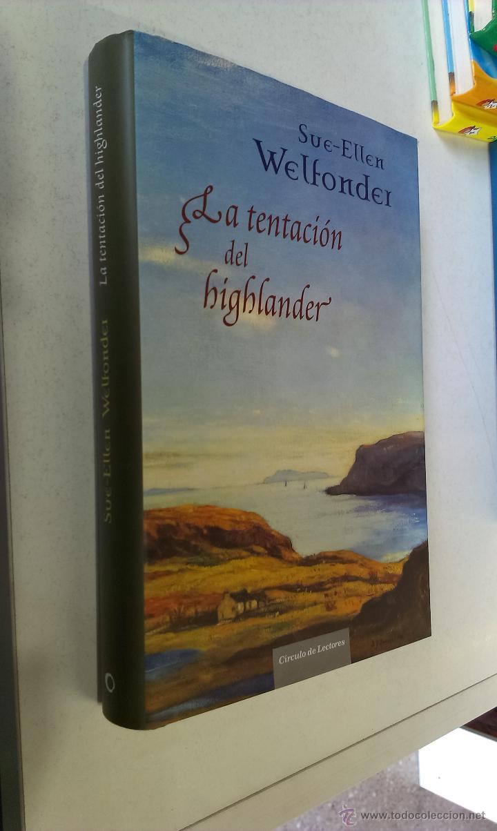 la tentacion del highlander sue ellen welfonder