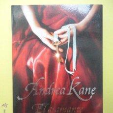 Libros de segunda mano: EL DIAMANTE NEGRO. ANDREA KANE. Lote 54489702