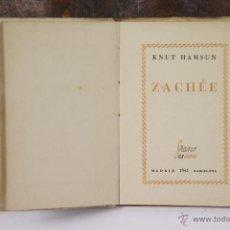 Libros de segunda mano: LP-110 - EDIT. GRANO DE ARENA. VV. AA. 4 EJEMPLARES. (VER DESCR.) 1941-1942.. Lote 49748021