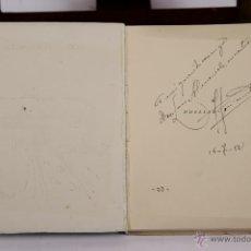Libros de segunda mano: 6479 - HUELLAS. INTIMIDAD. NICOLAS FONTANILLAS. 2 EJEMPLARES.(VER DESCRIPCCIÓN). 1950.. Lote 49669087