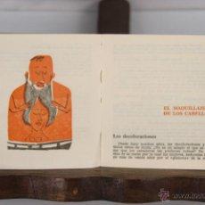 Libros de segunda mano: 5627 - COLECCION MARABU-ZAS. EDIT. BRUGUERA. 1959/1963. 5 TITULOS.. Lote 46146195