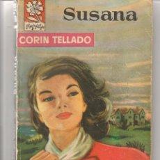Libros de segunda mano: PIMPINELA. Nº 870. SUSANA. CORÍN TELLADO. BRUGUERA. (P/D56). Lote 55684974