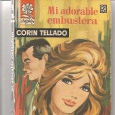 Libros de segunda mano: PIMPINELA. Nº 906. MI ADORABLE EMBUSTERA. CORÍN TELLADO. BRUGUERA. (P/D56). Lote 55685066