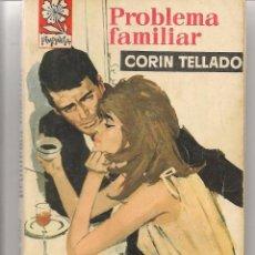 Libros de segunda mano: PIMPINELA. Nº 922. PROBLEMA FAMILIAR. CORÍN TELLADO. BRUGUERA. (P/D56). Lote 55685123